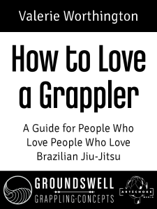 How to Love a Grappler cover 03